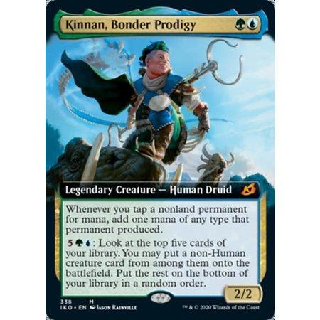 Kinnan, Bonder Prodigy - Foil