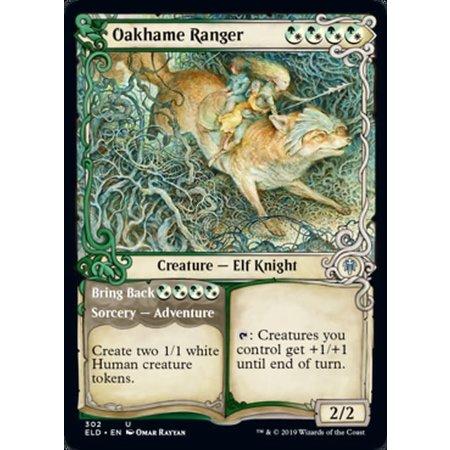 Oakhame Ranger // Bring Back