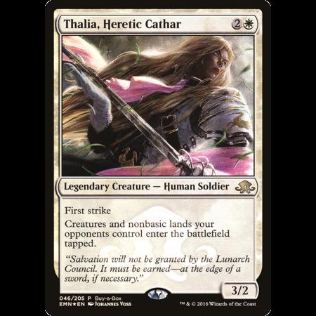 Thalia, Heretic Cathar - Buy-a-Box Promo