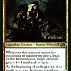 Ulrich of the Krallenhorde // Ulrich, Uncontested Alpha - Foil - Prerelease Promo