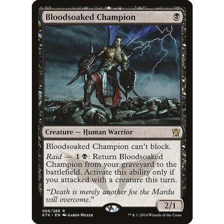 Bloodsoaked Champion