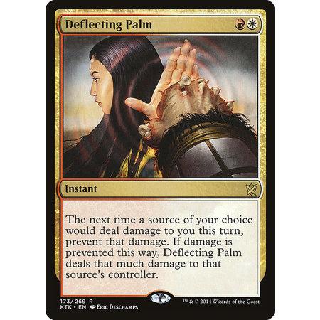Deflecting Palm - Foil