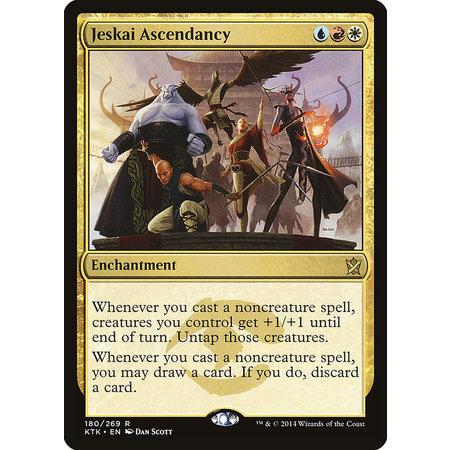Jeskai Ascendancy