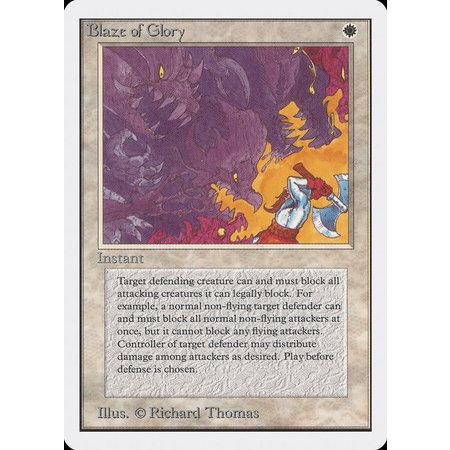 Blaze of Glory (MP)