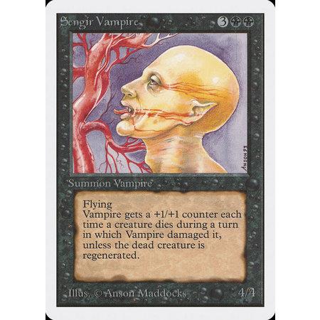 Sengir Vampire (Damaged)