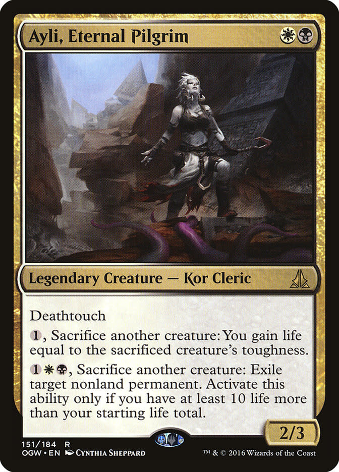 Ayli, Eternal Pilgrim
