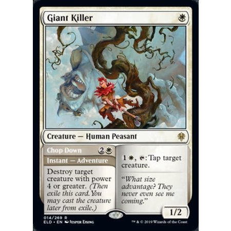 Giant Killer // Chop Down