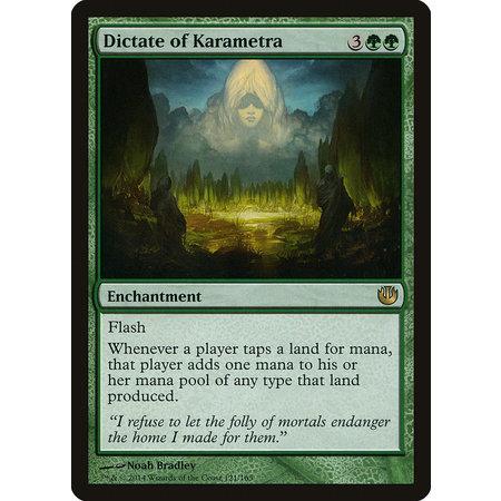 Dictate of Karametra