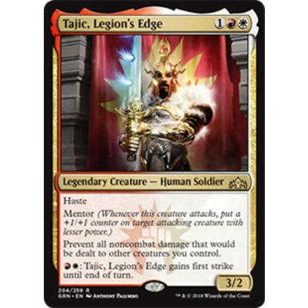 Tajic, Legion's Edge