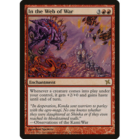 In the Web of War