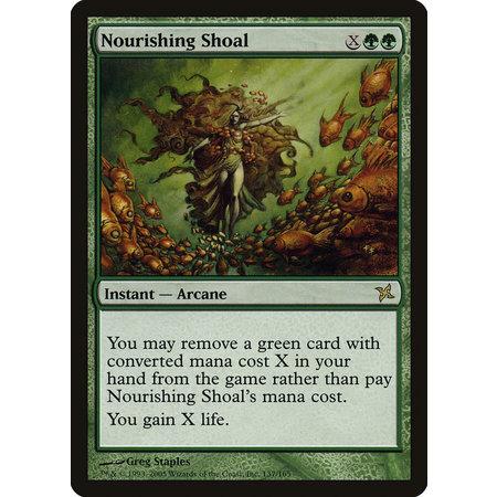 Nourishing Shoal - Foil