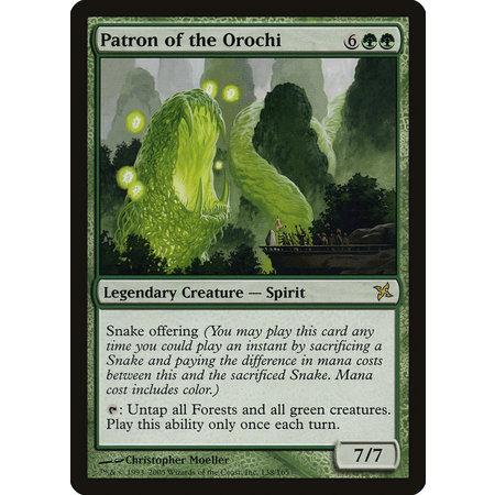 Patron of the Orochi
