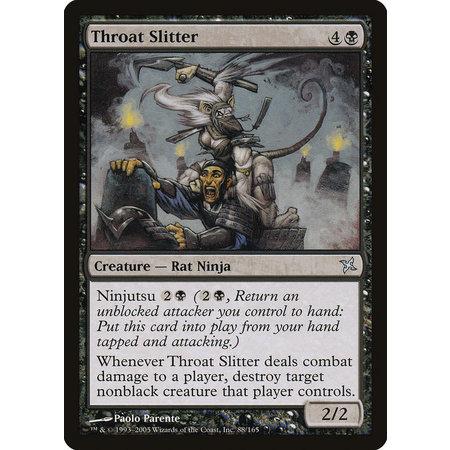 Throat Slitter - Foil