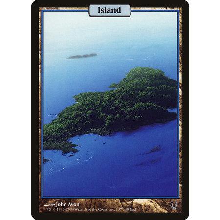 Island (137) - Full Art
