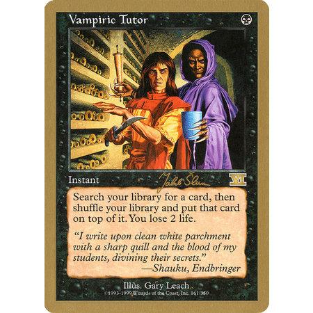 Vampiric Tutor - World Championships Tokyo 1999 (LP)