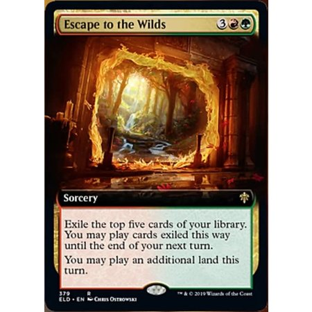 Escape to the Wilds