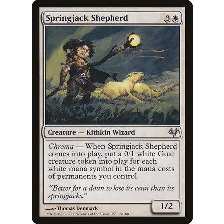 Springjack Shepherd - Foil