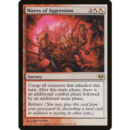 Waves of Aggression