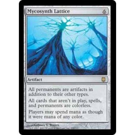 Mycosynth Lattice - Foil