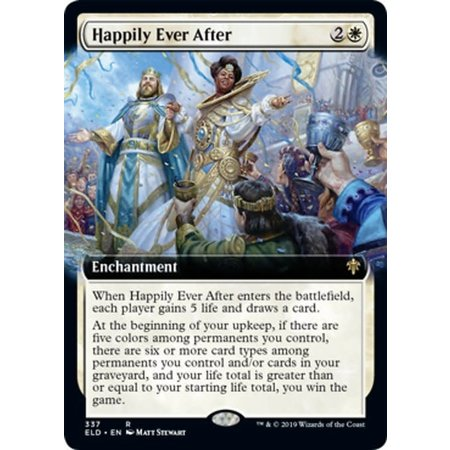 Happily Ever After - Foil