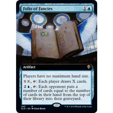 Folio of Fancies - Foil