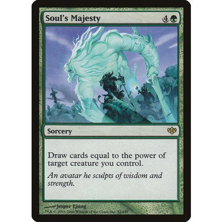 Soul's Majesty - Foil