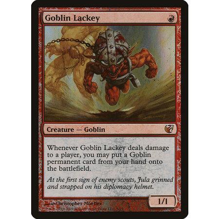 Goblin Lackey - Foil