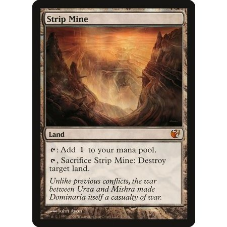 Strip Mine - Foil