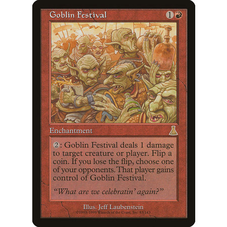 Goblin Festival - Foil