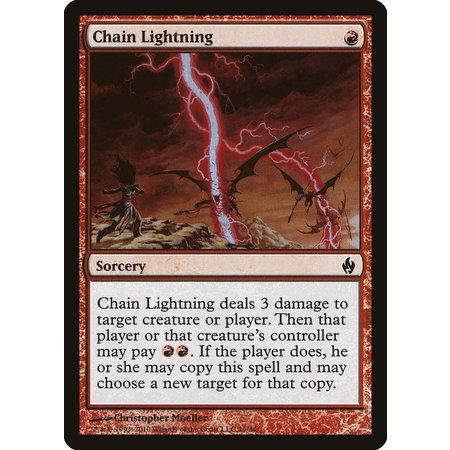 Chain Lightning - Foil