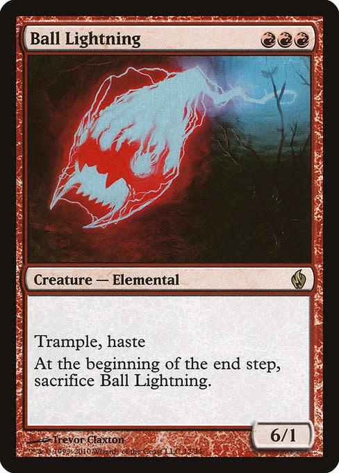 Ball Lightning - Foil