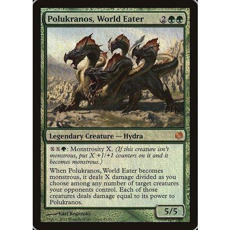 Polukranos, World Eater - Foil