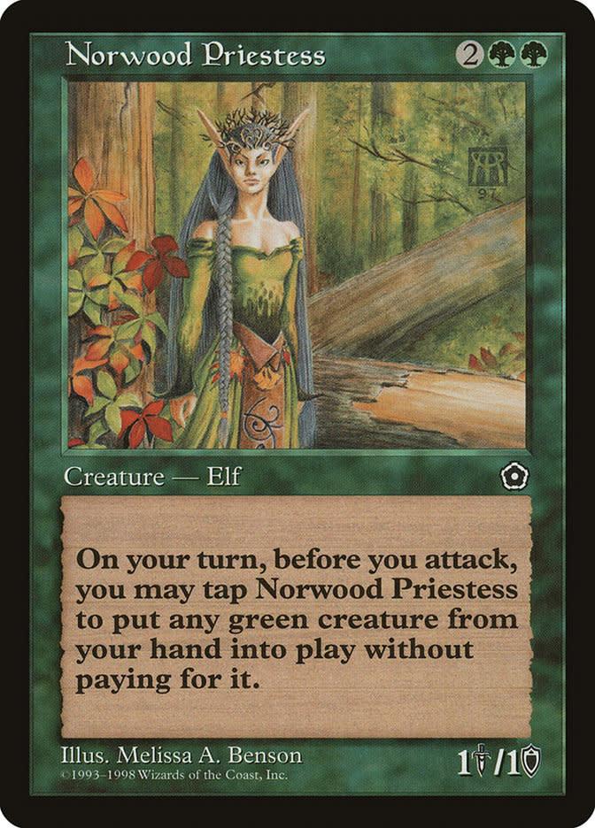 Norwood Priestess (French)