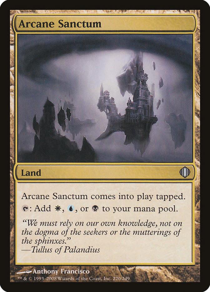 Arcane Sanctum - Foil