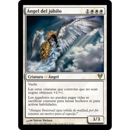Angel of Jubilation (Spanish)