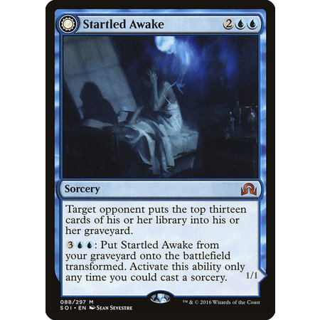 Startled Awake // Persistent Nightmare