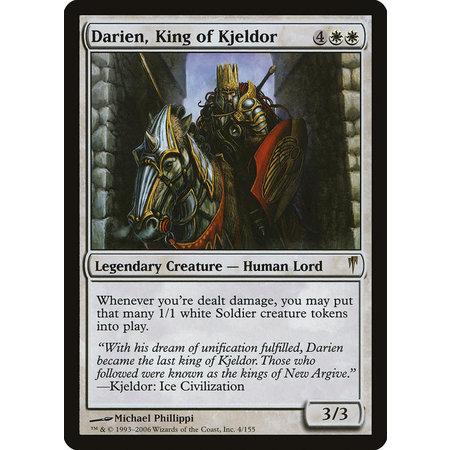 Darien, King of Kjeldor