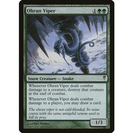 Ohran Viper - Foil