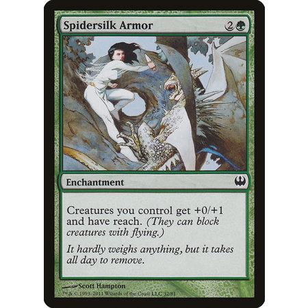 Spidersilk Armor