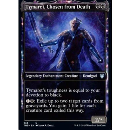Tymaret, Chosen from Death - Foil