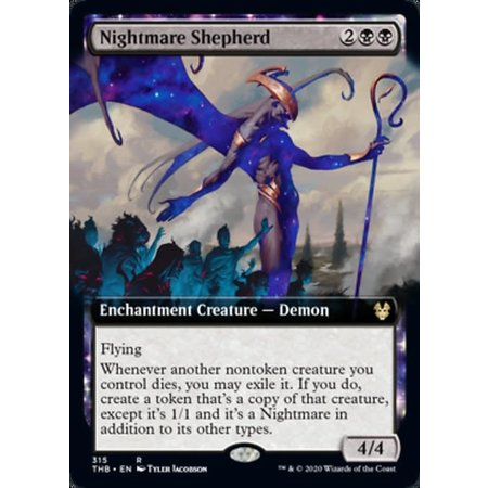 Nightmare Shepherd - Foil