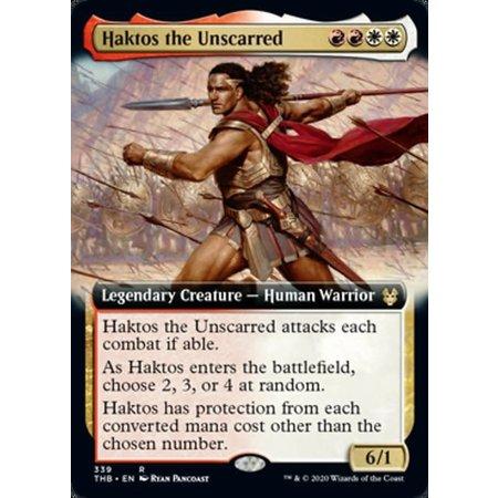 Haktos the Unscarred - Foil