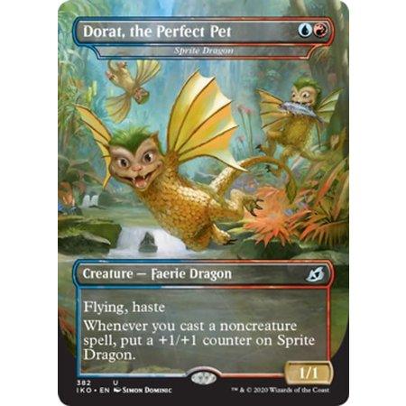 Sprite Dragon (Dorat, the Perfect Pet)