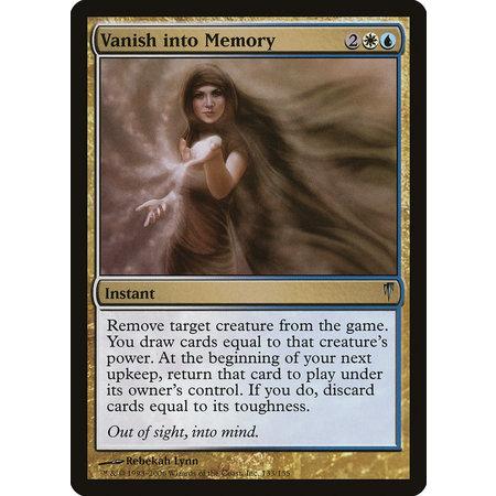 Vanish into Memory - Foil