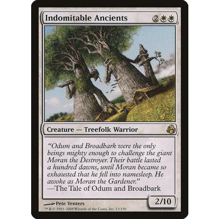 Indomitable Ancients - Foil
