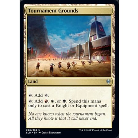 Tournament Grounds