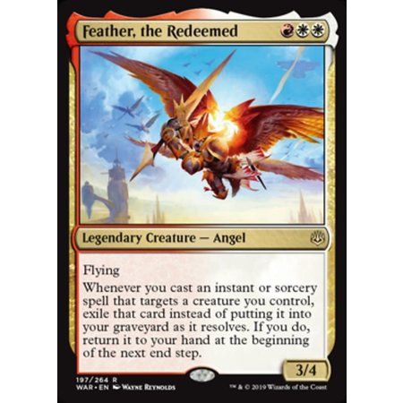 Feather, the Redeemed