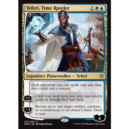 Teferi, Time Raveler
