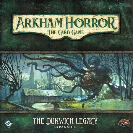 Arkham Horror LCG: The Dunwich Legacy 1 - The Dunwich Legacy Deluxe
