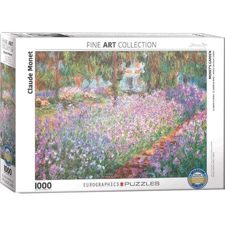 1000 - Monet's Garden (Monet)
